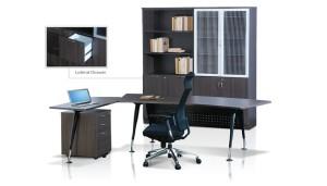 office furniture singapore Hanako Series Built Office Furniture