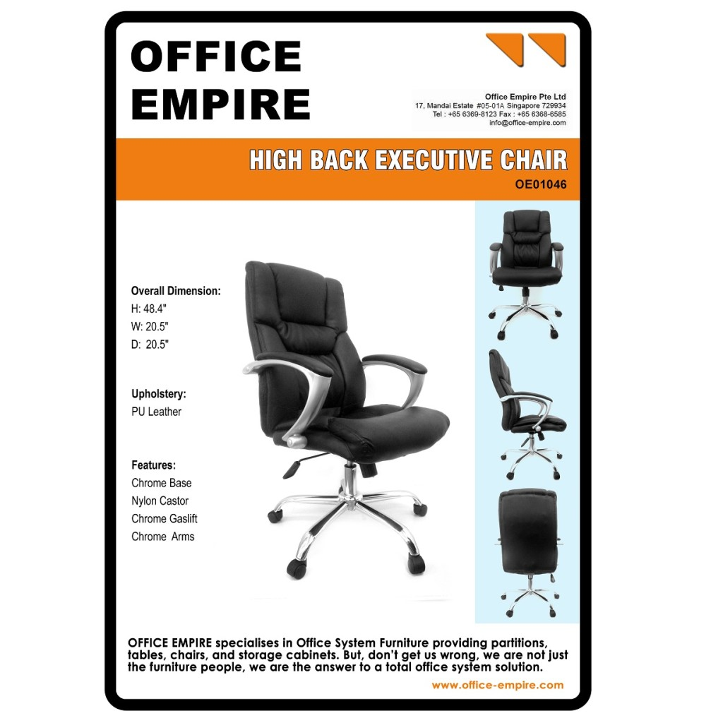 office furniture singapore office chairs singapore oe01046