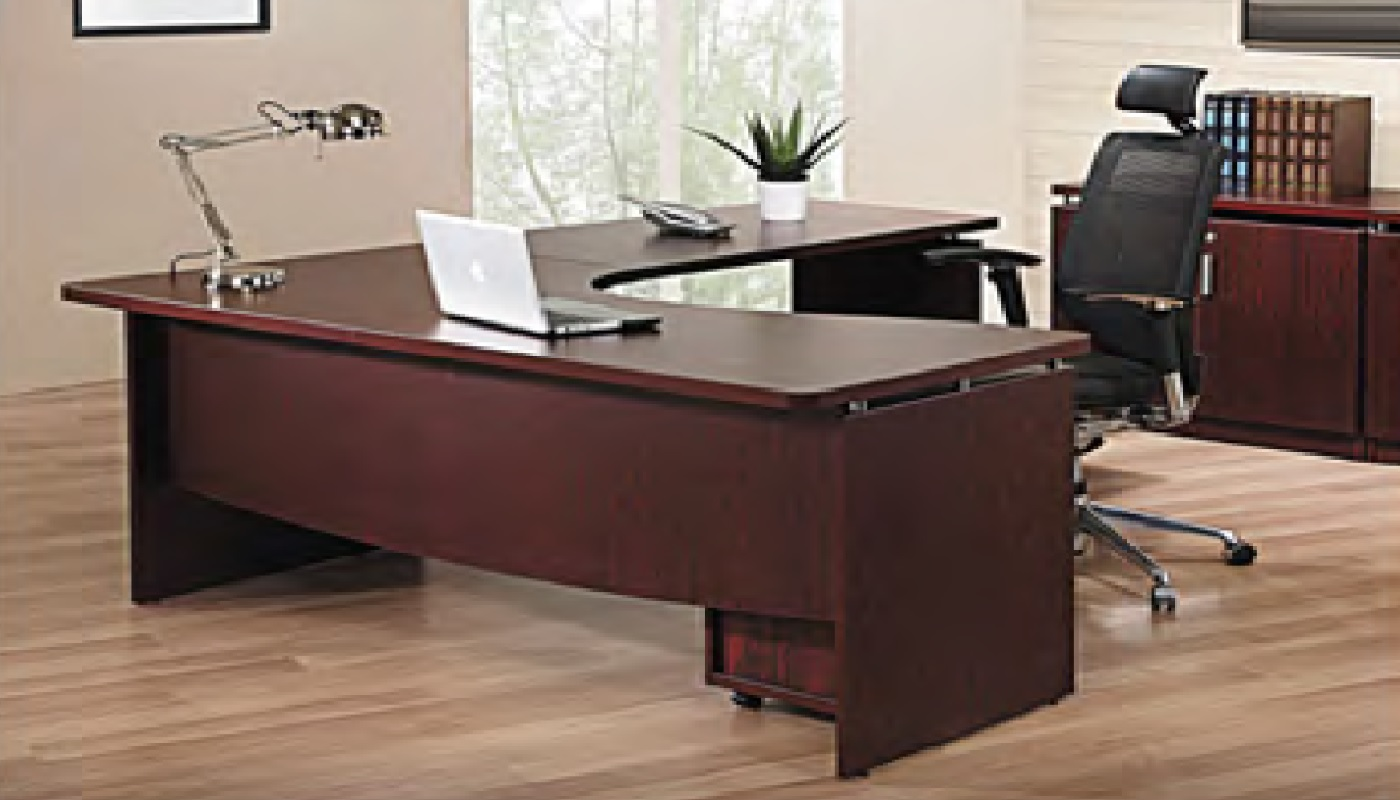 Office Furniture Singapore Office Desk Elegance L Series 1