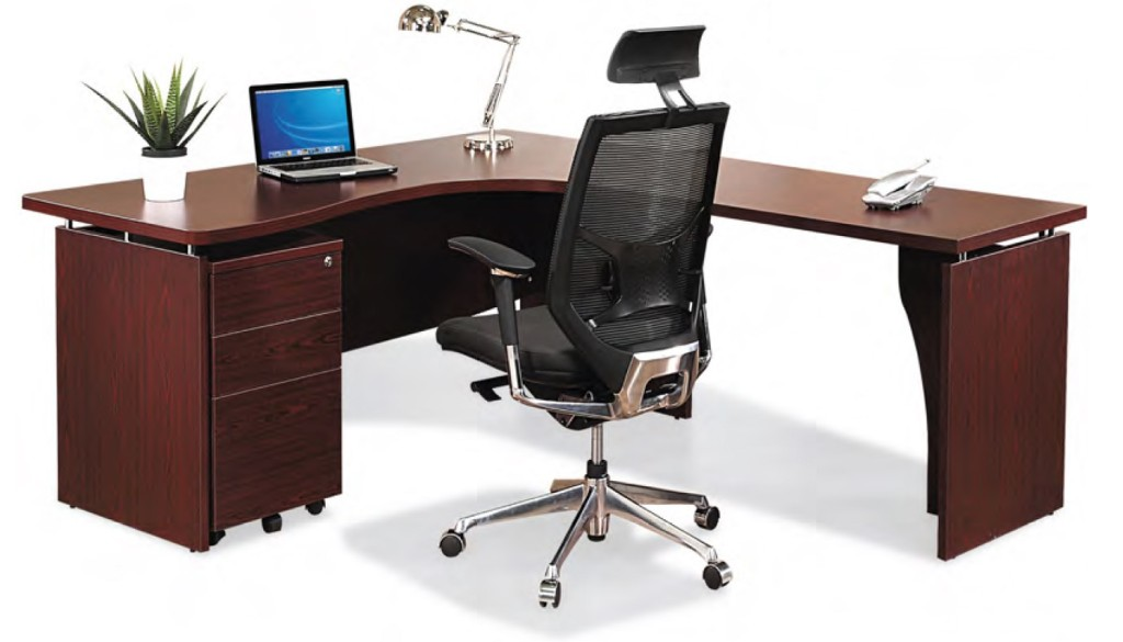 Private Office Furniture office furniture singapore office desk Elegance L Series