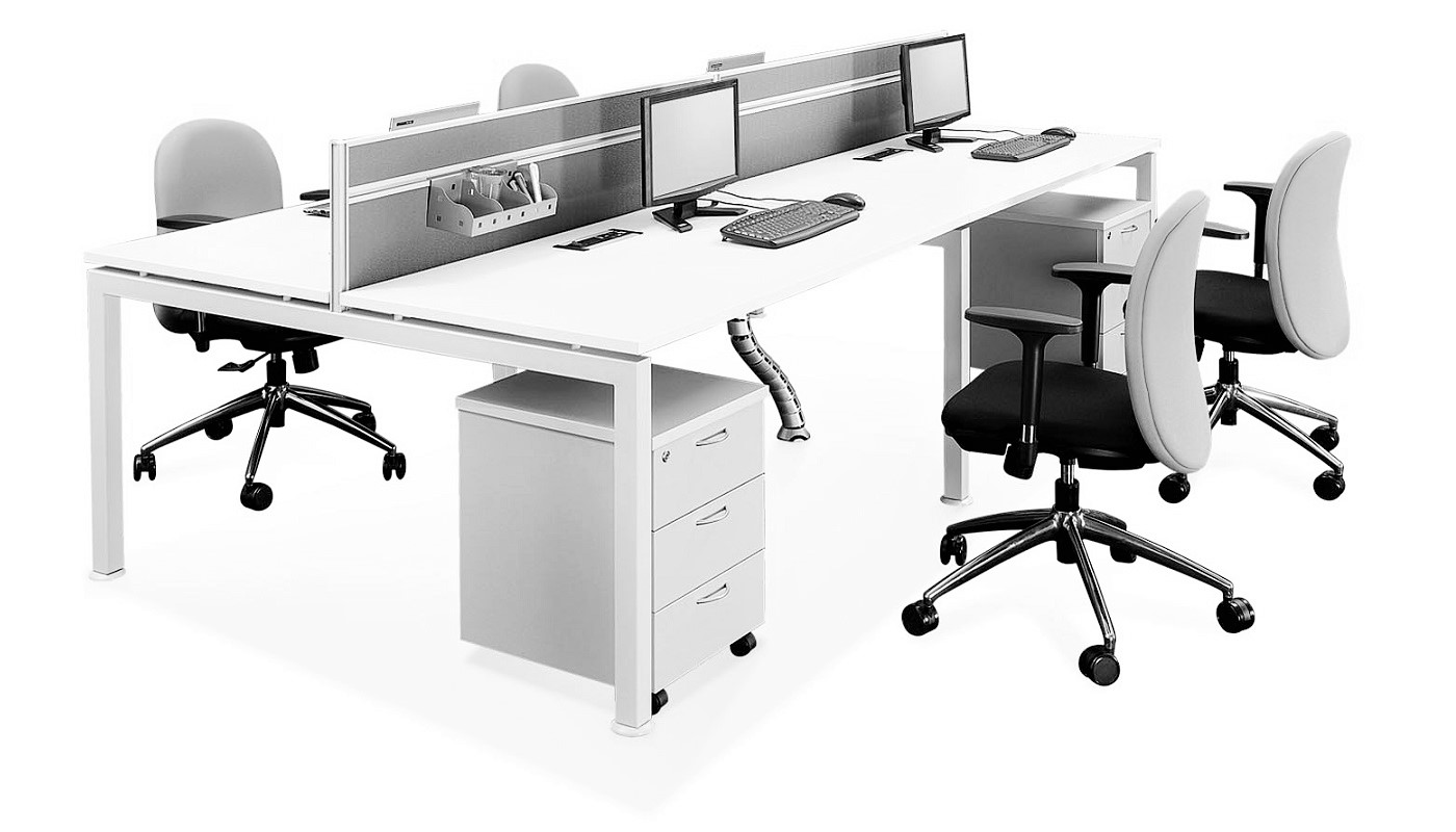 office furniture singapore office partition 28mm Office Cubicle 15 (2)