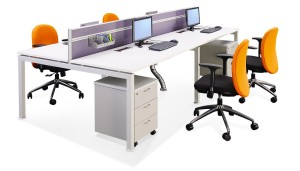 Workstation Furniture Singapore office furniture singapore office partition 28mm Office Cubicle 15
