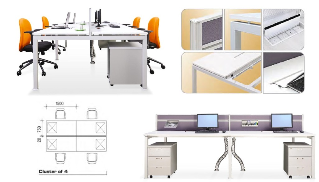 office furniture singapore office partition 28mm office cubicle 16
