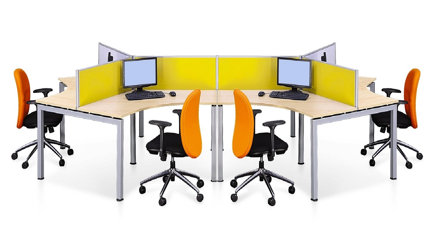 office furniture singapore office partition 28mm Office Cubicle 17