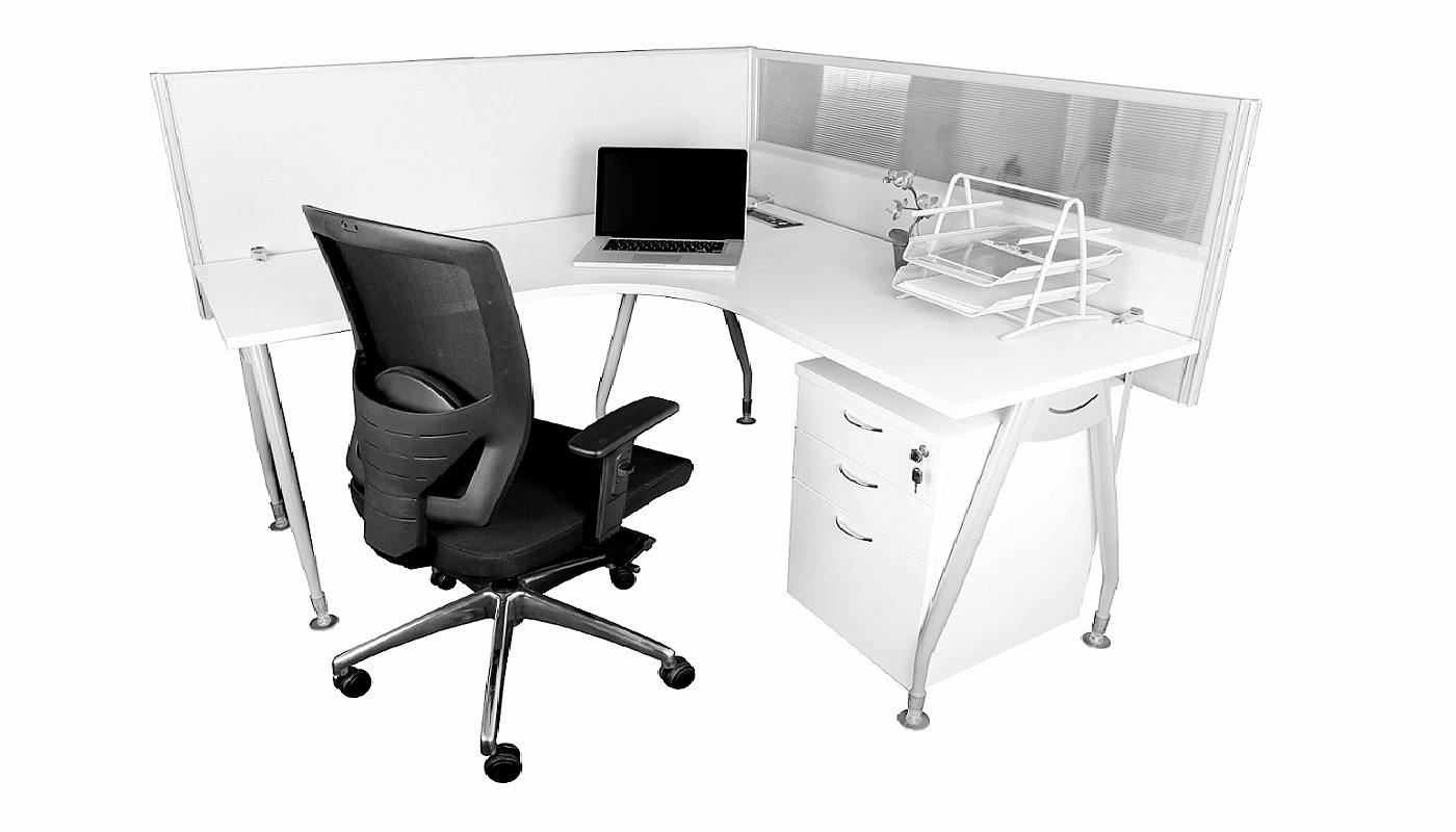 office furniture singapore office partition 28mm Office Cubicle 20 (2)