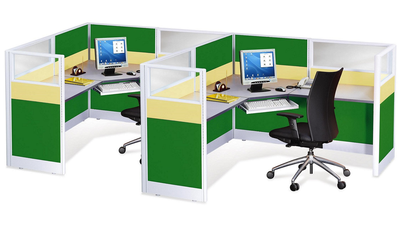Office Partition Singapore on Simple Office Work Stations