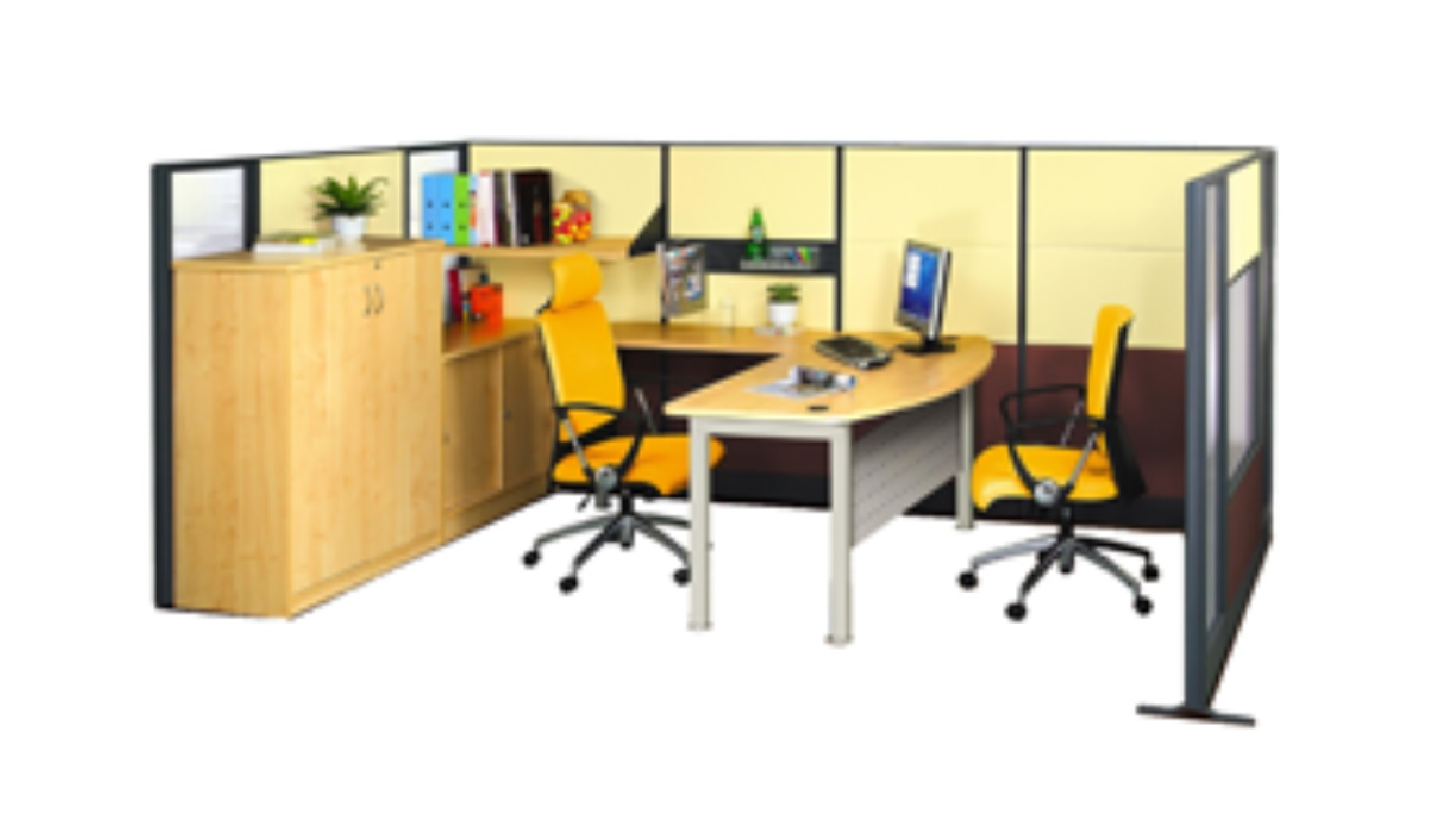 office furniture singapore office partition 28mm Office Cubicle 39