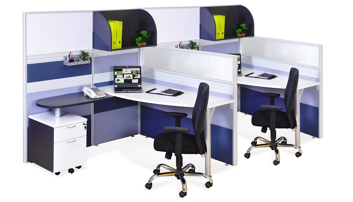 office furniture singapore office partition 28mm Office Cubicle 42