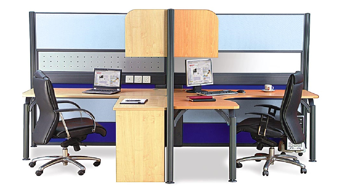 office furniture singapore office partition 28mm Office Cubicle 43