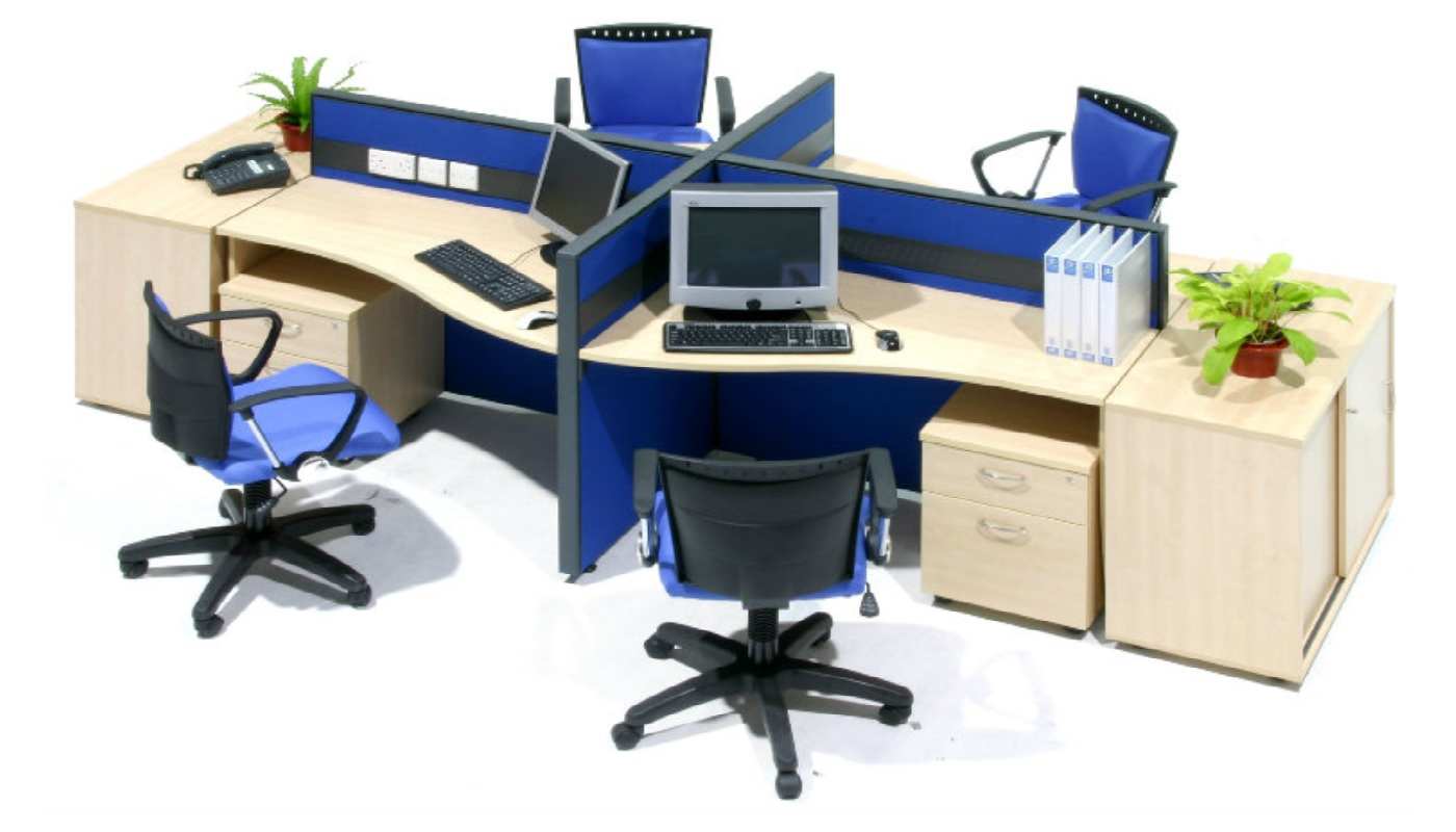 office furniture singapore office partition 28mm Office Cubicle 54