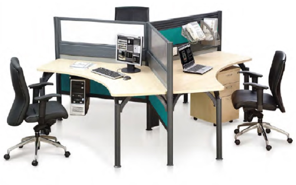 office furniture singapore office partition 60mmDia