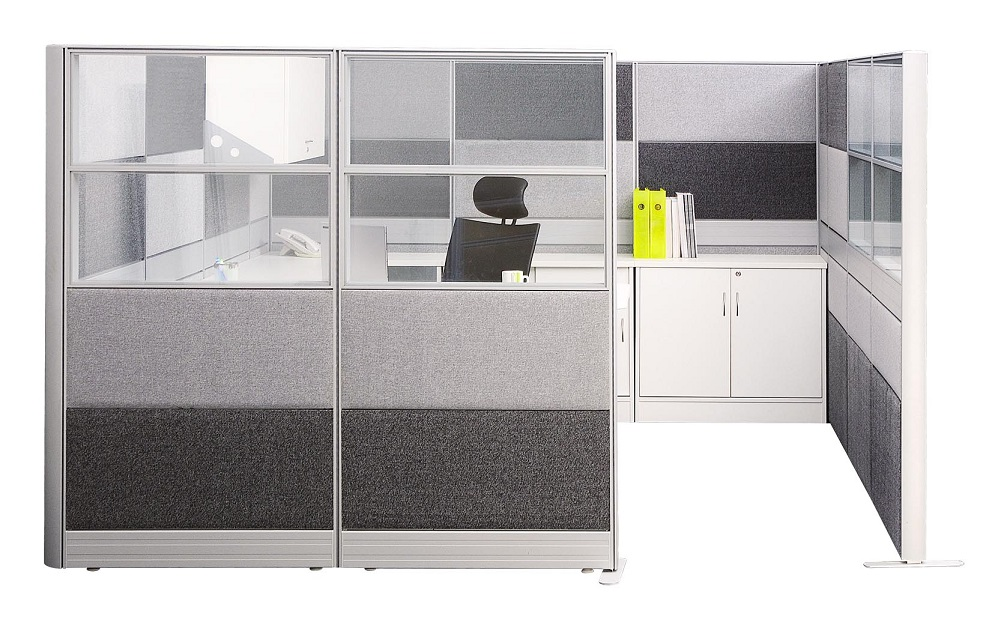 office furniture singapore office partition 80mm