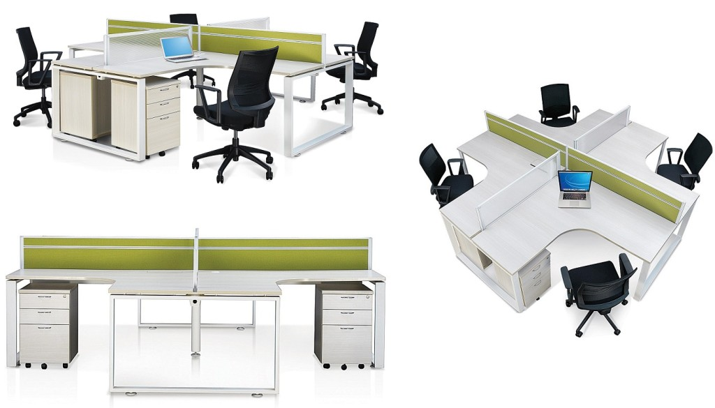 office furniture singapore office partition L shaped desk singapore 1