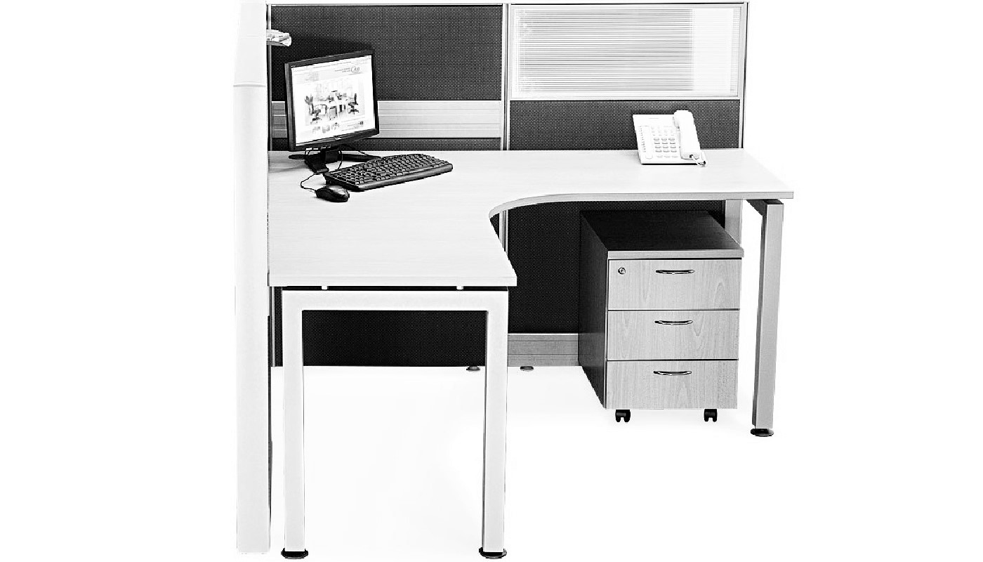 office furniture singapore office partition Office Cubicle 52 (2)