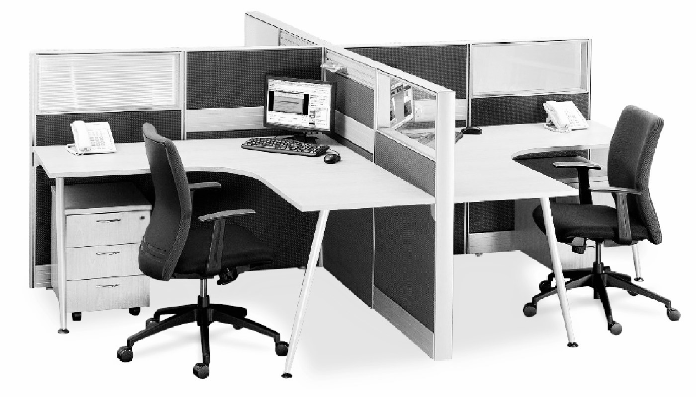 office furniture singapore office partition Office Cubicle 54 (2)