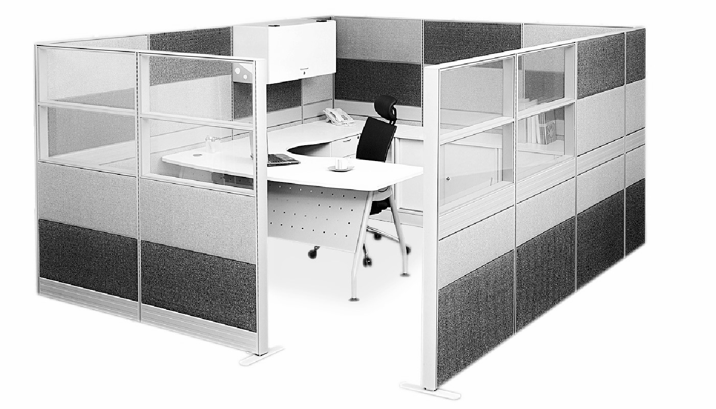 office furniture singapore office partition Office Cubicle 56 (2)