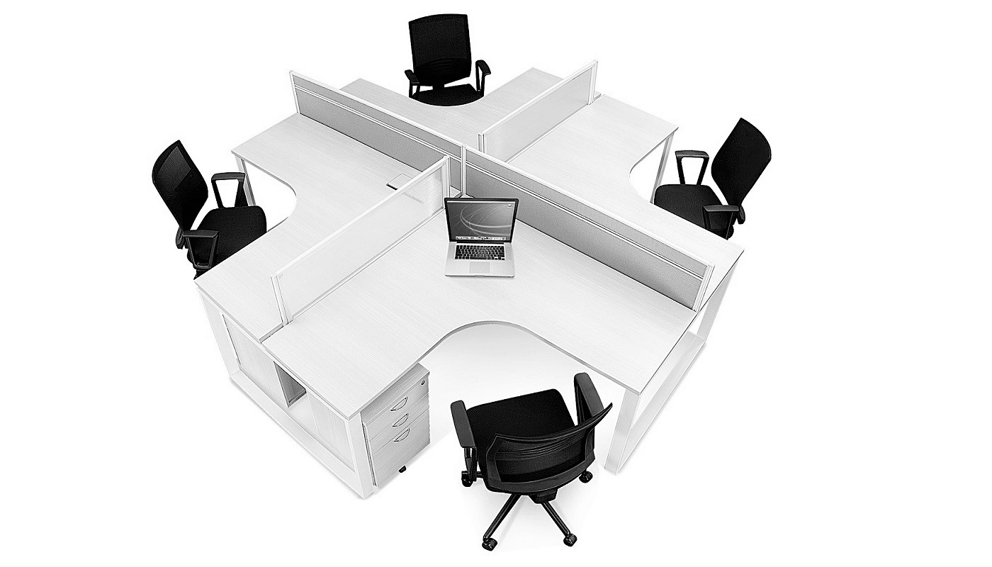 office furniture singapore office partition Office Cubicle 63 (2)