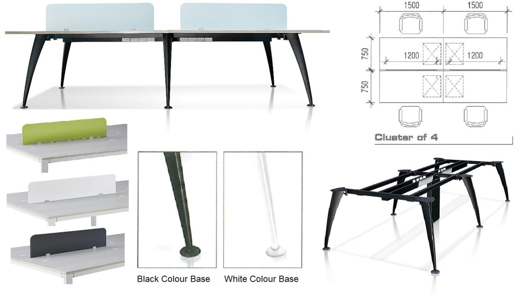 office furniture singapore office partition ergonomic desk singapore 2