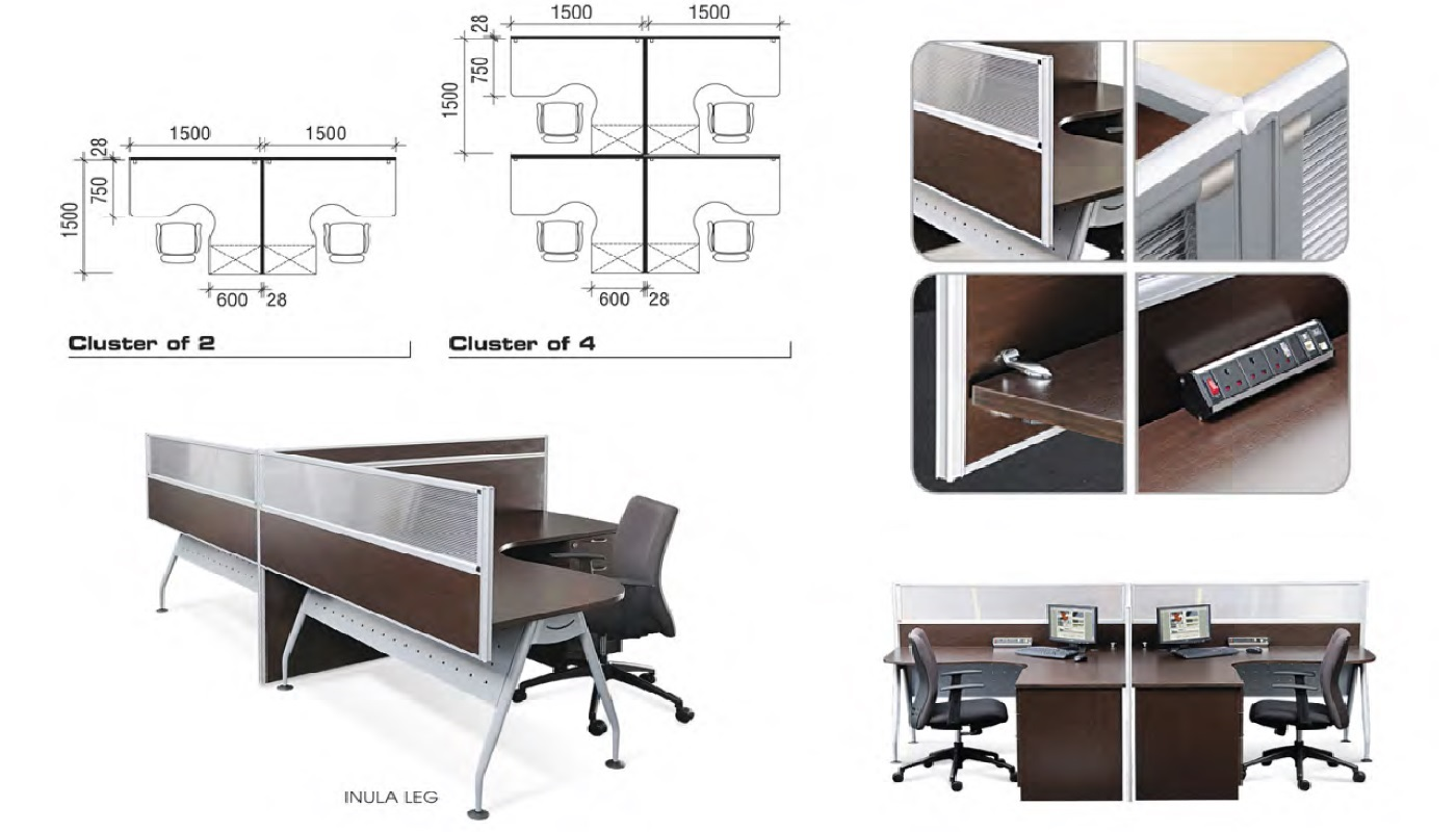Office Furniture Singapore Office Partition Office System