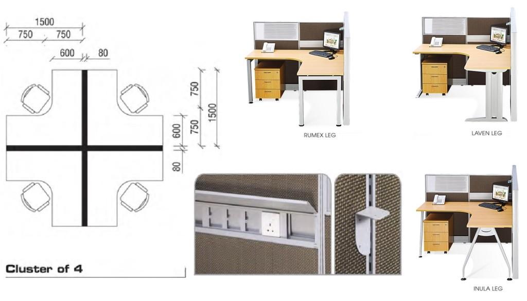office furniture singapore office partition portable partition singapore 2