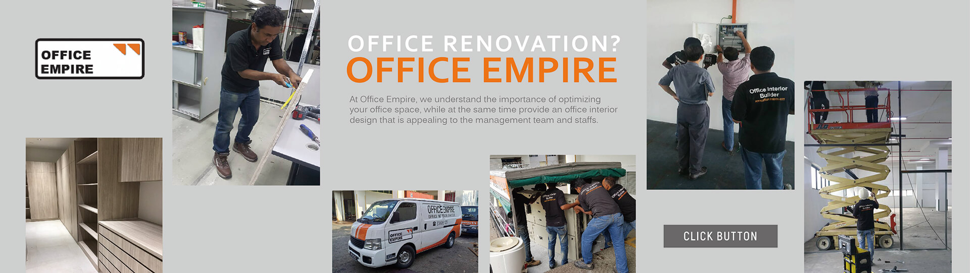 Office Renovation Singapore Banner
