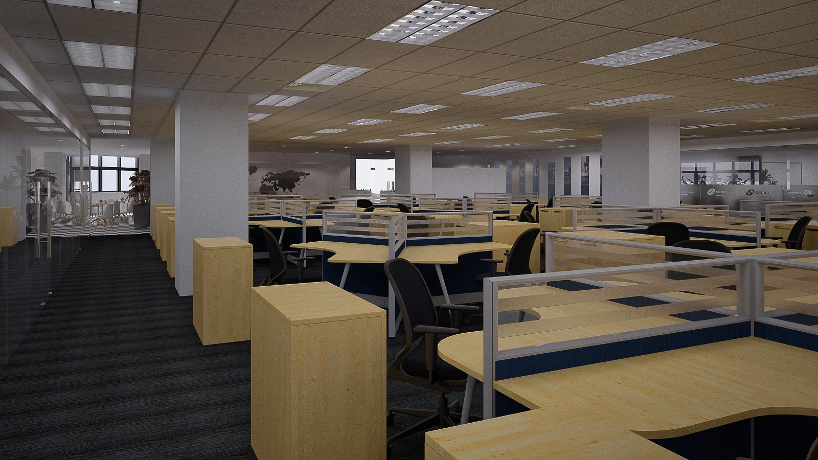 office renovation promotion | office fit-out and reinstatement