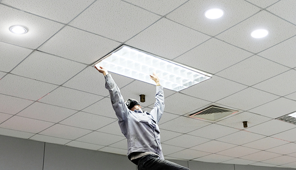 office electrical contractor services office renovation singapore