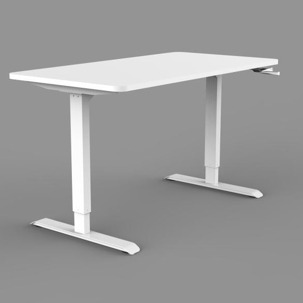 Manual Crank adjustable height table height adjustable table office furniture