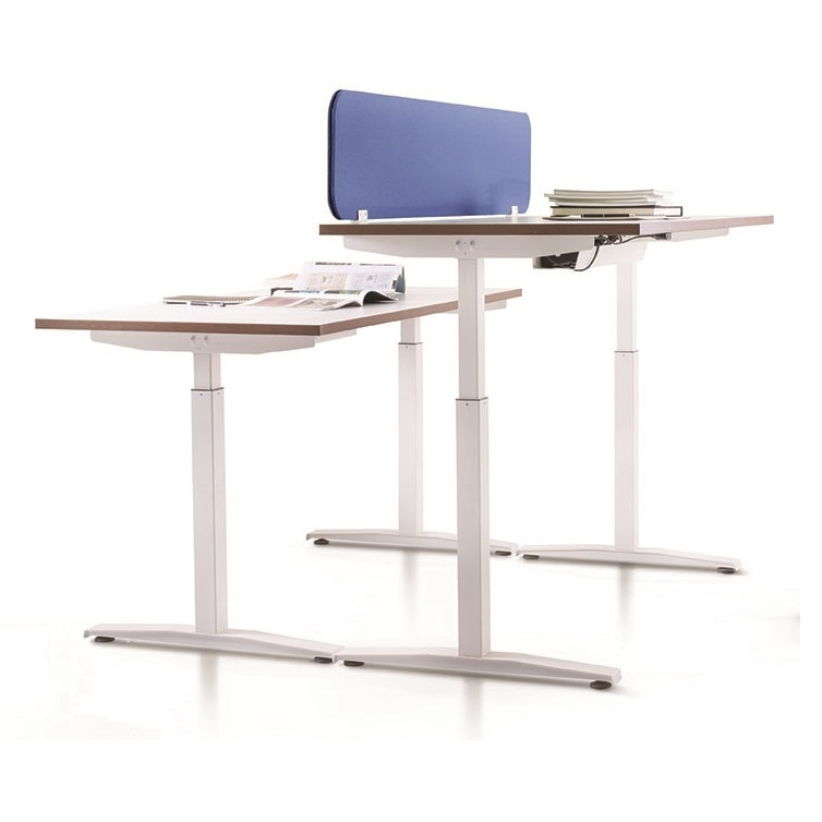 Rectangle electric adjustable height table height adjustable table office furniture