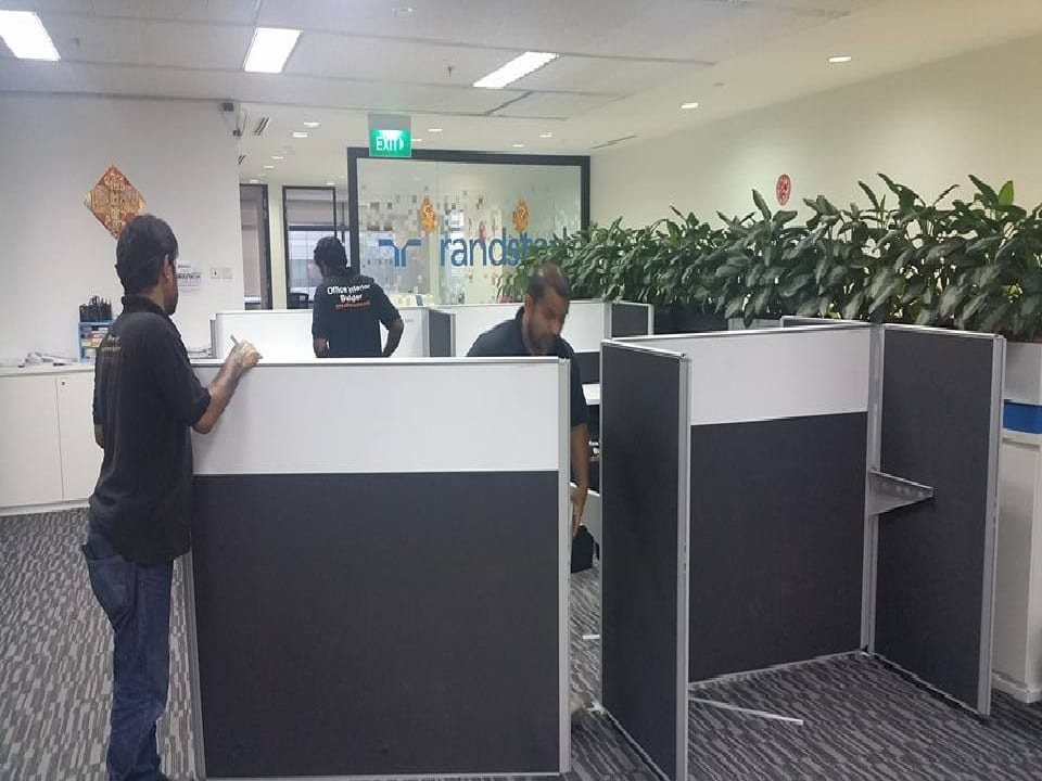 Office Renovation Contractor Singapore Office Renovation Singapore 29