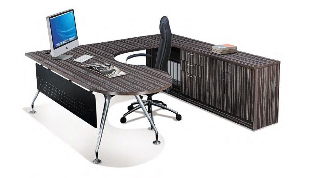 office furniture singapore Execituve P-Shape