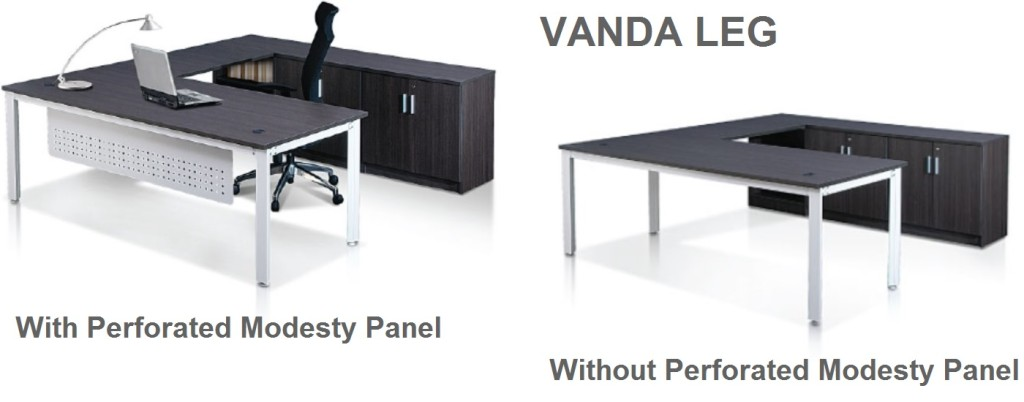 office furniture singapore Executive office desk vanda