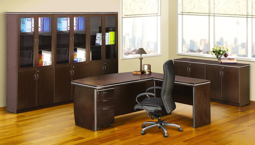 office furniture singapore office desk Presidence Series