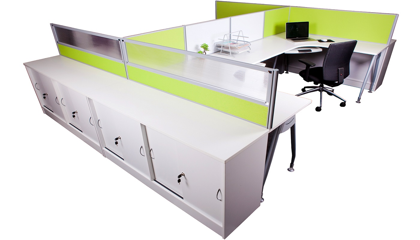 office furniture singapore office partition 28mm Office Cubicle 23