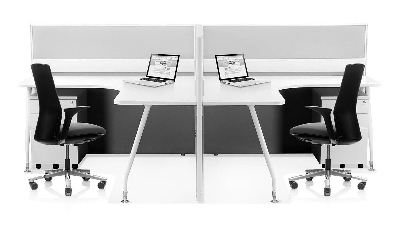 office furniture singapore office partition 28mm Office Cubicle 26 (2)