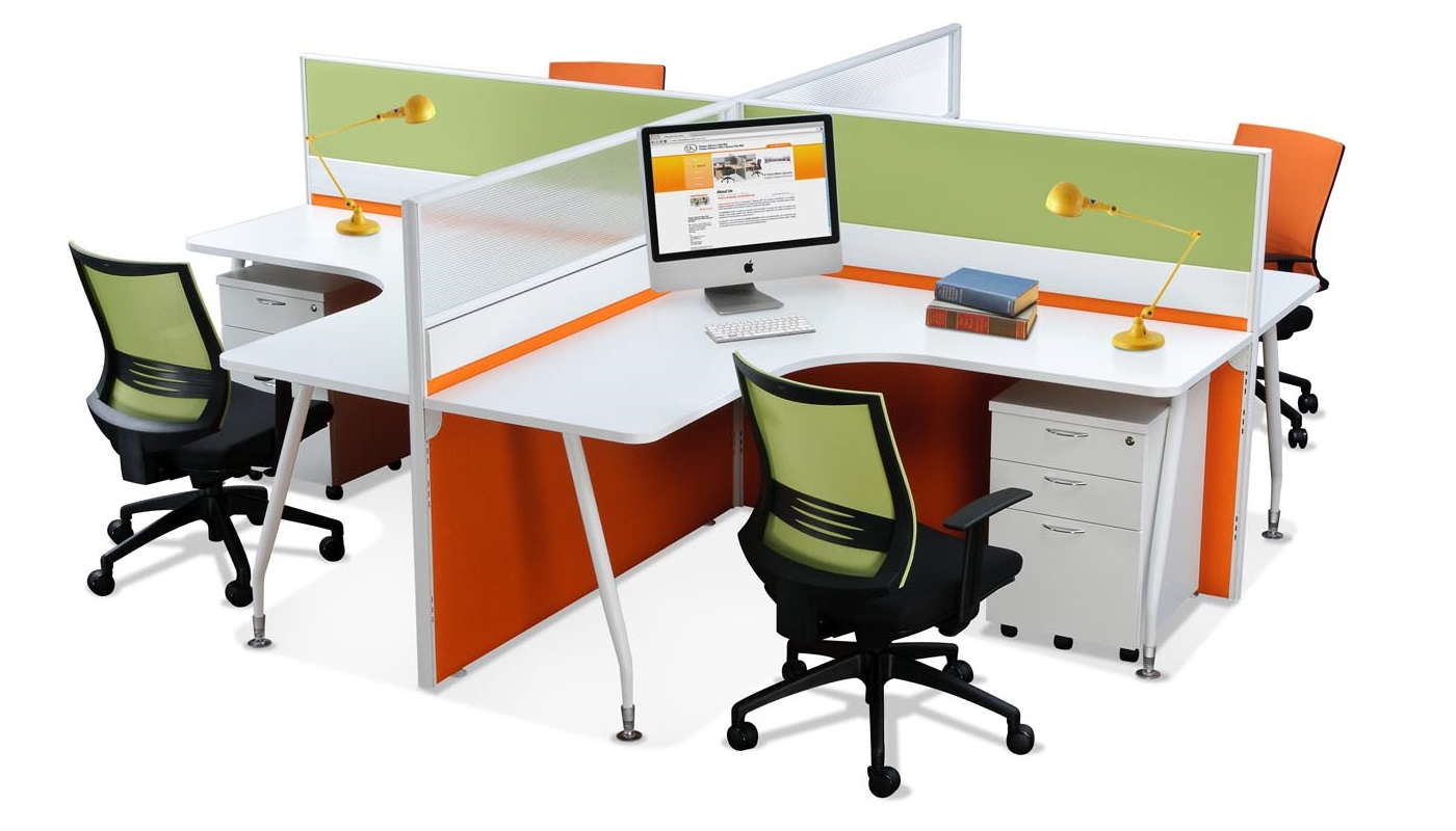 office furniture singapore office partition 28mm Office Cubicle 27