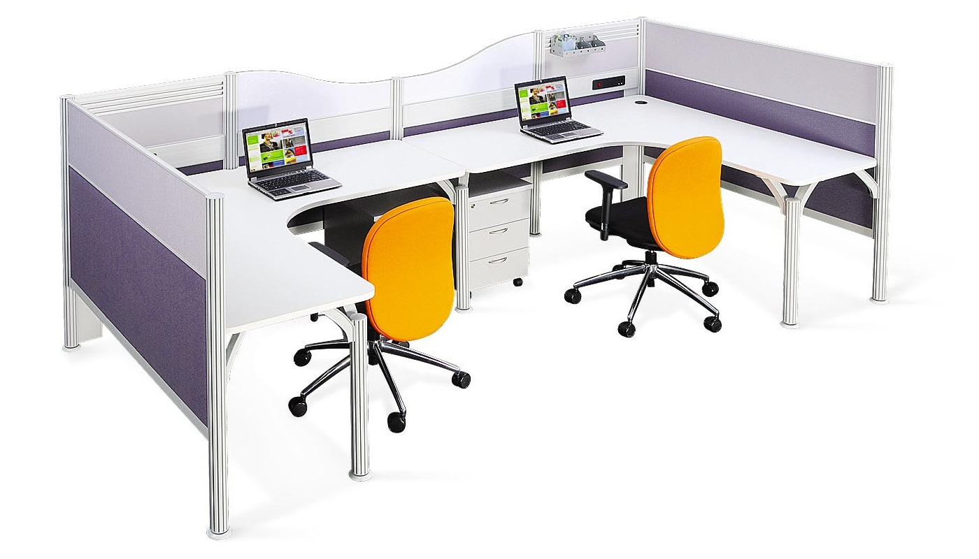 office furniture singapore office partition 28mm Office Cubicle 44