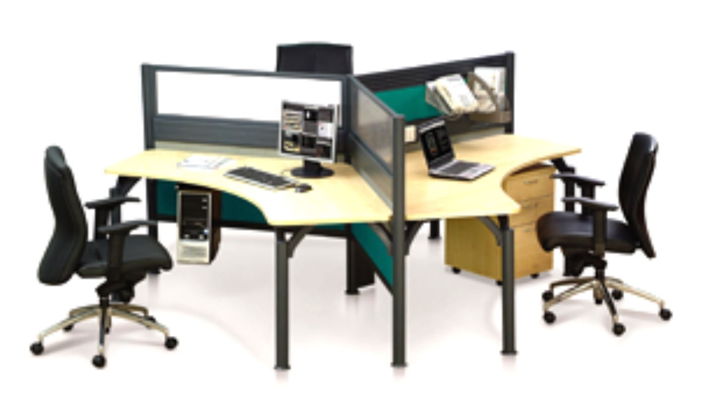 office furniture singapore office partition 28mm Office Cubicle 45
