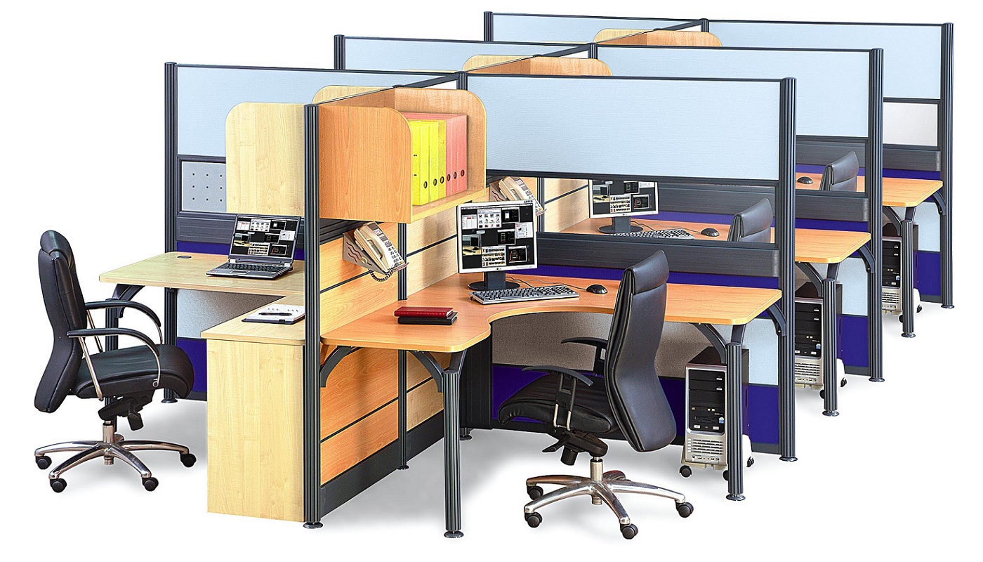 office furniture singapore office partition 28mm Office Cubicle 46
