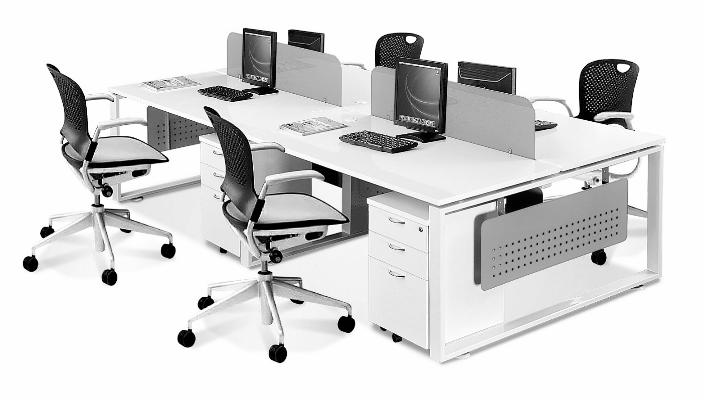 office furniture singapore office partition 28mm Office Cubicle 5 (2)