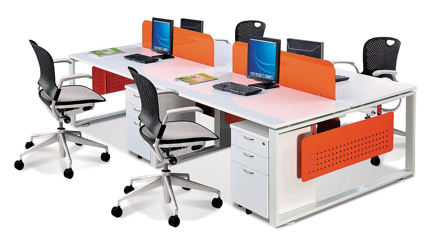 office furniture singapore office partition 28mm Office Cubicle 5