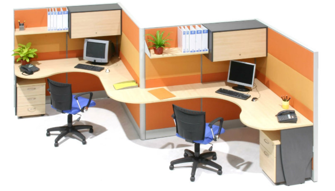 office furniture singapore office partition 28mm Office Cubicle 53
