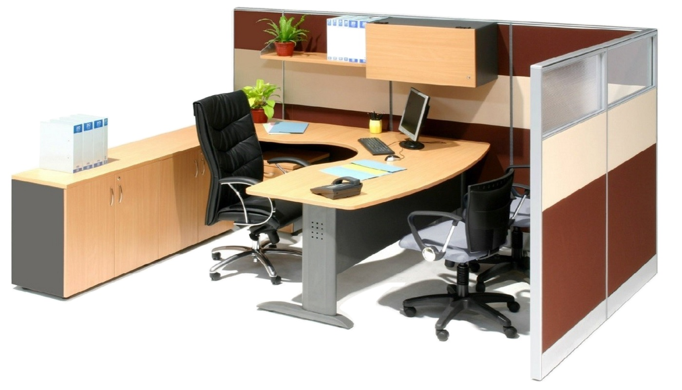 office furniture singapore office partition 28mm Office Cubicle 55