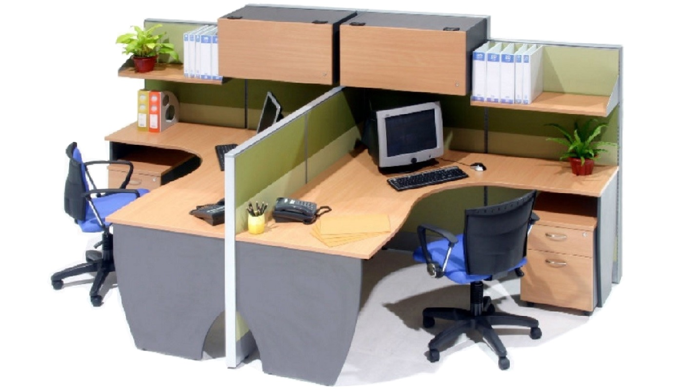 office furniture singapore office partition 28mm Office Cubicle 57