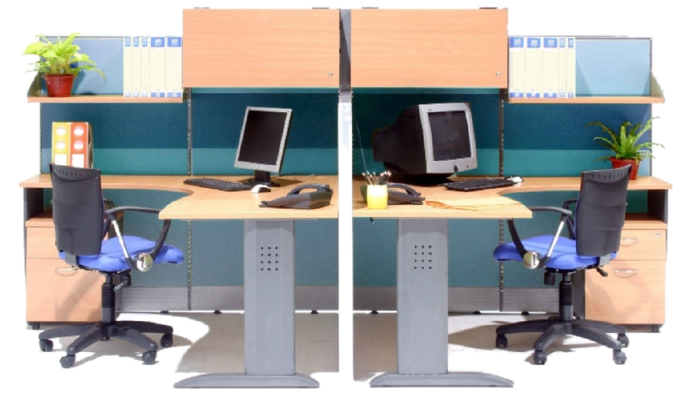 office furniture singapore office partition 28mm Office Cubicle 58