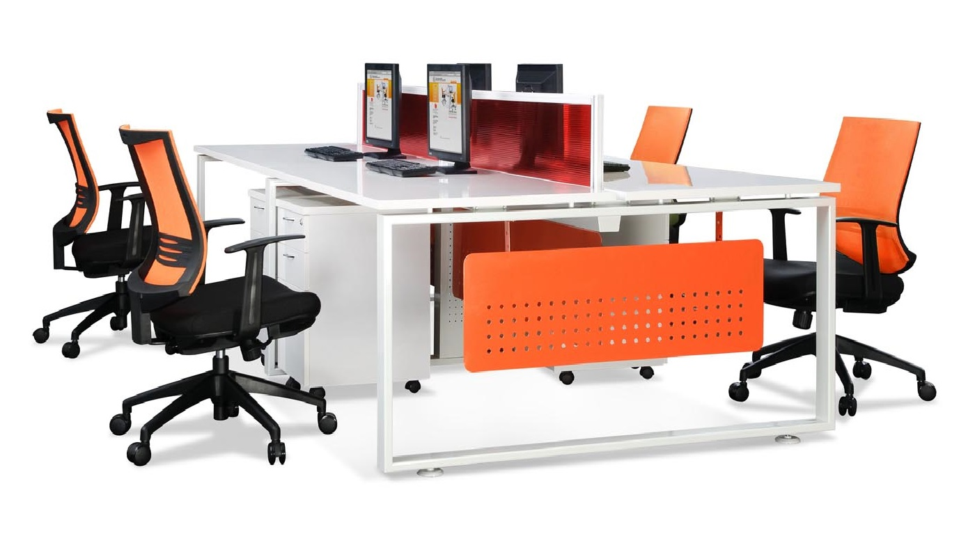 office furniture singapore office partition 28mm Office Cubicle 7