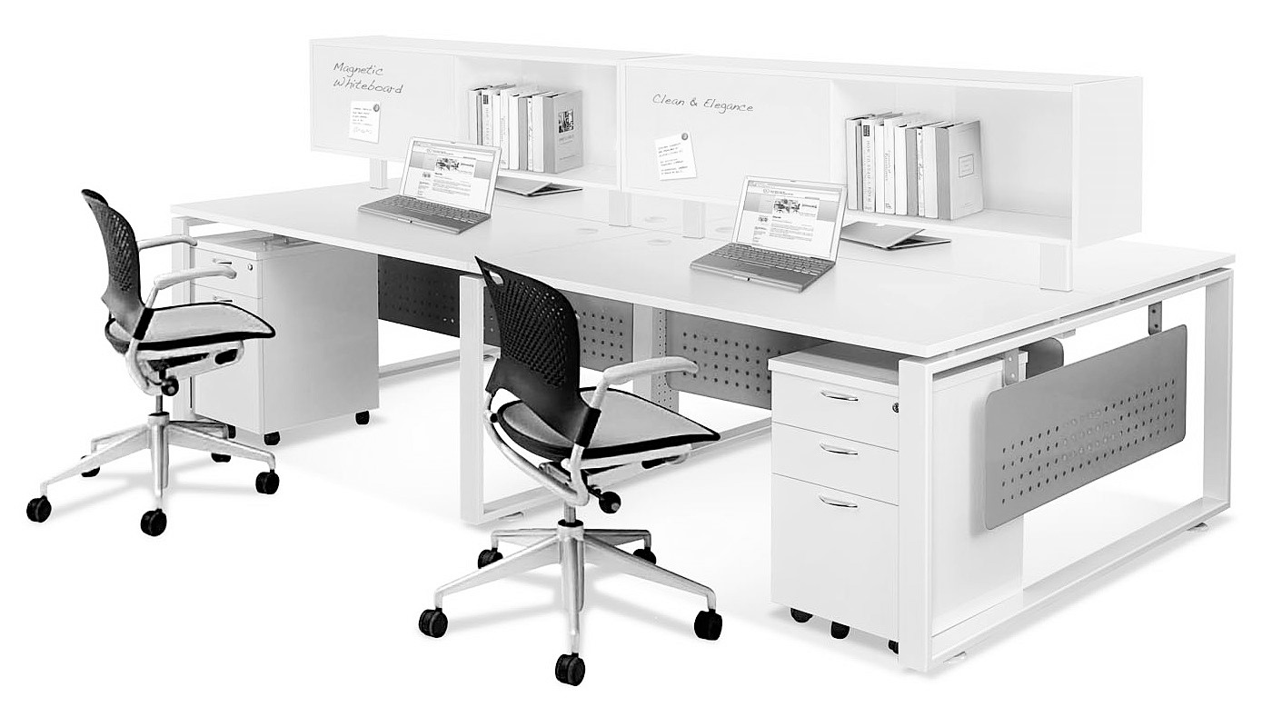 office furniture singapore office partition 28mm Office Cubicle 9 (2)