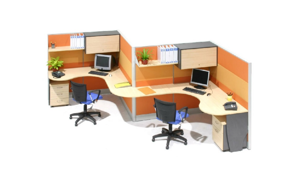 Wood Office Furniture Singapore office furniture singapore office partition 55mm 1
