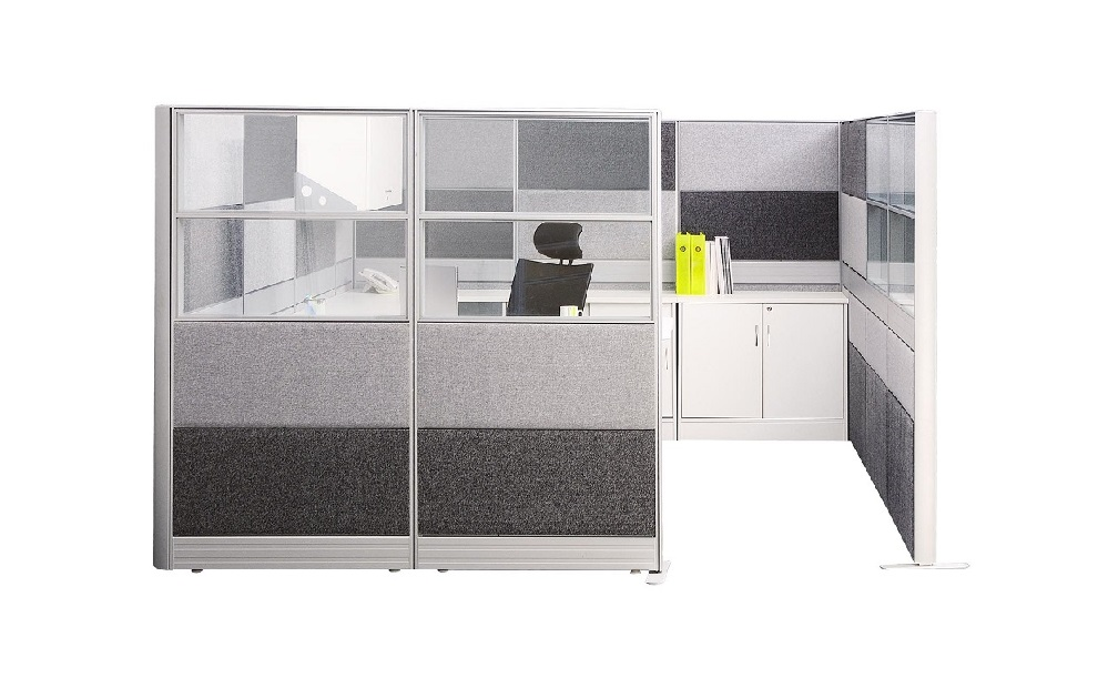 Office Partition Panels office furniture singapore office partition 80mm 1