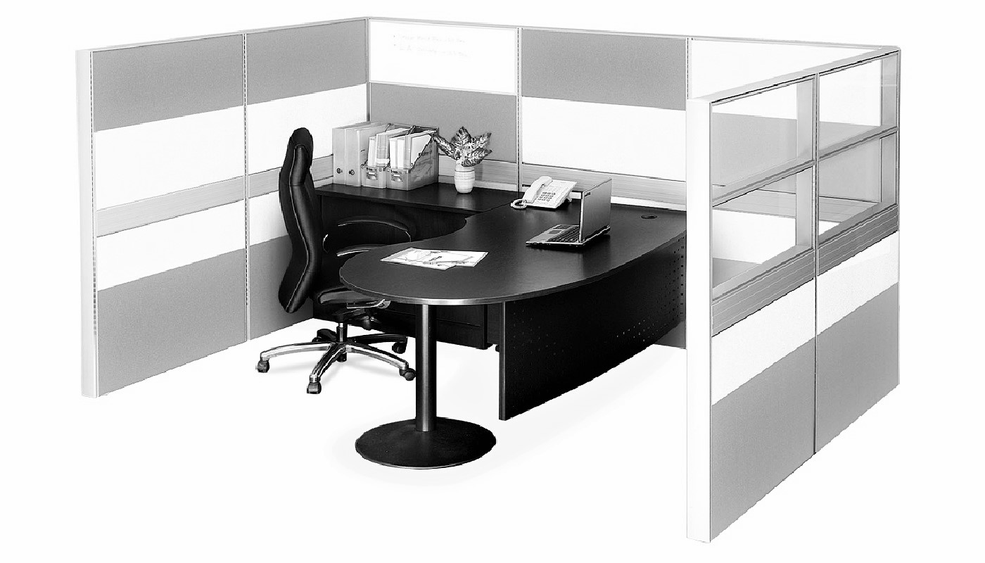 office furniture singapore office partition Office Cubicle 57 (2)